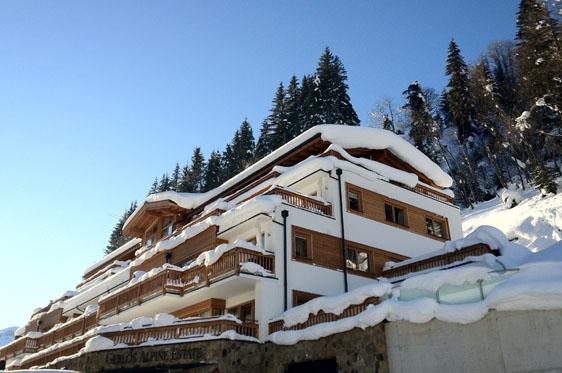 Appartementen Gerlos Alpine Estate
