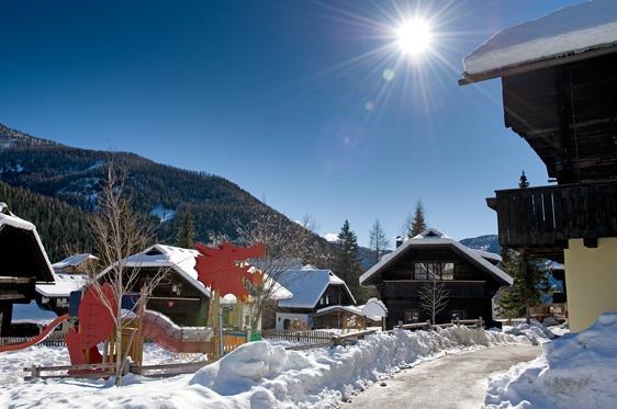 Vakantiepark Kirchleitn Dorf Grosswild